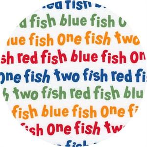 Robert Kaufman, One Fish Two Fish, Wording Celebration