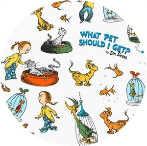 Robert Kaufman, Dr. Seuss What Pet Should I Get?, Main White