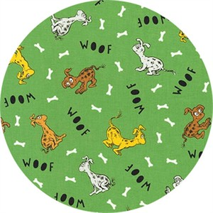Robert Kaufman, Dr. Seuss What Pet Should I Get?, Woof Green