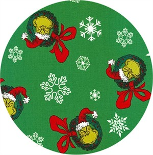 Robert Kaufman, How The Grinch Stole Christmas 7, Wreath Green