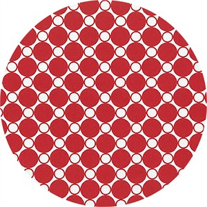Robert Kaufman, Spot On WIDE WIDTH, Red