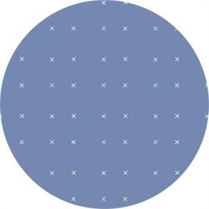 Windham Fabrics, Neighborhood, X's Blue