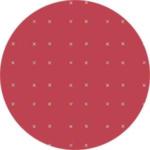 Windham Fabrics, Neighborhood, X's Red