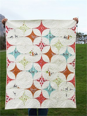 Yay Day Star Gazer Quilt Kit
