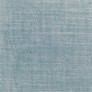 COMING SOON, Birch Organic Fabrics, Yarn-Dyed Chambray, Forest