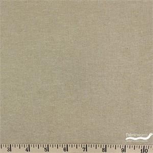 Robert Kaufman, Yarn-Dyed Essex Metallic, LINEN, Oyster