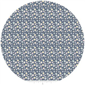 Zoe Pearn, A Beautiful Thing, Floral Navy