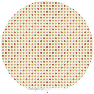 Zoe Pearn for Riley Blake, The Sweetest Thing, Dots Multi