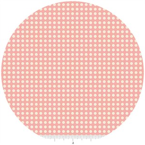 Zoe Pearn for Riley Blake, The Sweetest Thing, Dots Pink