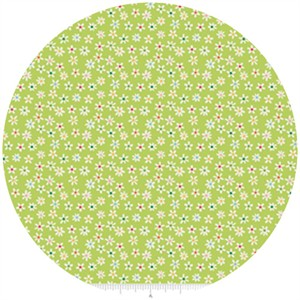 Zoe Pearn, My Sunshine, Floral Green