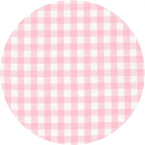 "Robert Kaufman, Carolina Gingham 1/4"", Petal"
