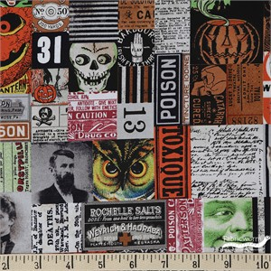 Tim Holtz for Eclectic Elements, Materialize, 31st Multi