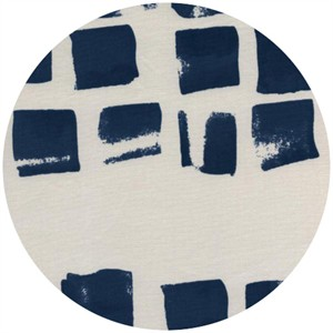 Alexia Marcelle Abegg for Cotton and Steel, Paper Bandana, Painted Indigo