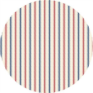Mary Fons Small Wonders, World Piece Americana, Stripes