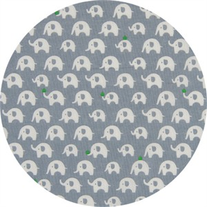 Cosmo Textiles, SHEETING, Apple Trunk Grey
