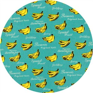 Cosmo Textiles, Bananas Tropical