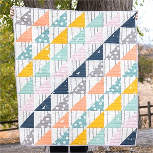 Free Pattern | Bare Necessities 2.0 Quilt | By Birch House Designs