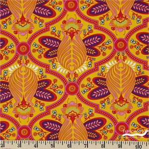 Tula Pink for Free Spirit, All Stars, Bee Marigold
