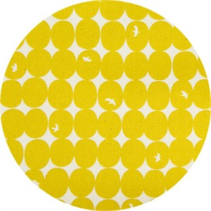 Japanese Import, Scandinavian Bi-Color CANVAS, Yellow