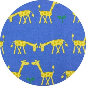 Japanese Import, CANVAS, Giraffes Royal
