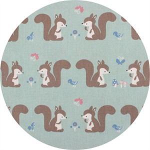 Japanese Import, CANVAS, Squirrelfriends Aqua