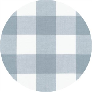 "Robert Kaufman, Carolina Gingham 2"", Platinum"