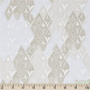 Valori Wells, Marmalade Dreams, COMBED COTTON, Crystal Silver
