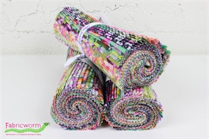Tula Pink for Free Spirit, Chipper Charm Roll (42 Squares)