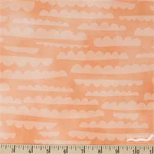 Emmie K for Robert Kaufman, Lou Lou, Clouds Mango