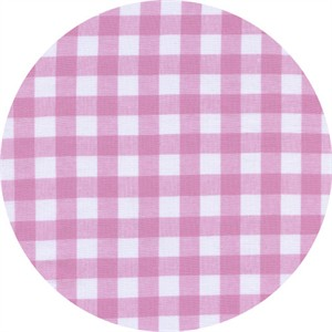 Cotton and Steel, Checkers, Half Inch, Gingham Lavender