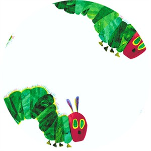 Eric Carle for Andover, The Very Hungry Caterpillar, Caterpillar Walk Multi