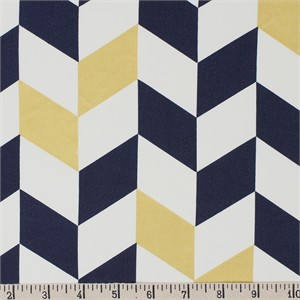 COMING SOON, Jay-Cyn Designs for Birch Organic Fabrics, Mod Nouveau, Offset Navy