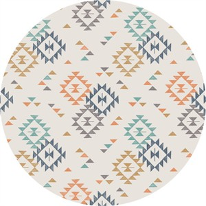 Lewis & Irene, To Catch A Dream, Triangle Print Cream
