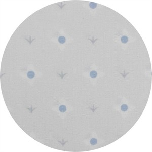Lizzy House for Andover, The Whisper Palette, Meadow Flower White