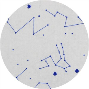 Lizzy House for Andover, The Whisper Palette, Star Chart Blue