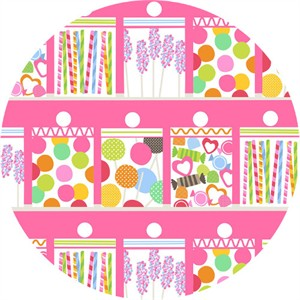 Maude Asbury for Blend, Lolly, Confectionary Pink
