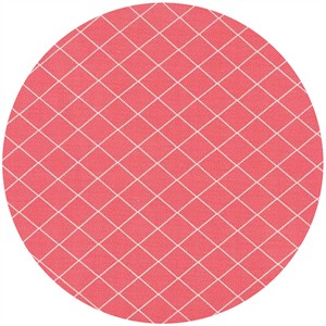 Moda, Bread N Butter, Diamond Grid Pink