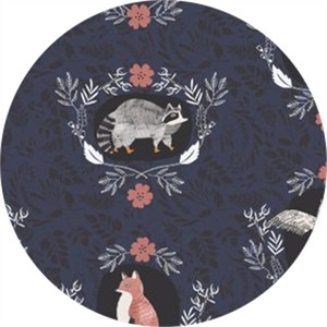 Rae Ritchie for Dear Stella, Foxtail Forest, Beyond the Brush Navy