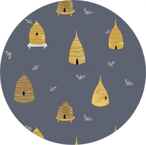 Rae Ritchie for Dear Stella, Honey Bee, Bee Hives Sky
