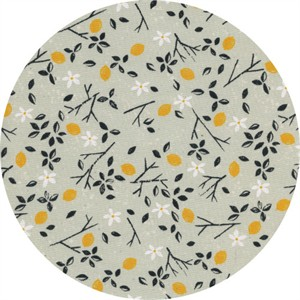 Sarah Watts for Cotton and Steel, From Porto With Love, Lemon Trees Mint
