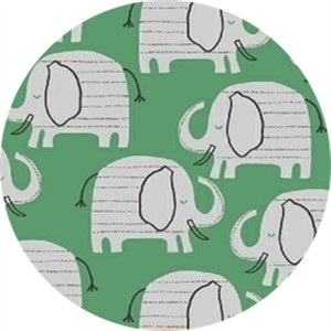 Windham Fabrics, Wild About You, Elephant Walk Green