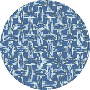 Windham Fabrics, South of the Border, Weave Blue