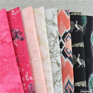 Katarina Roccella for Art Gallery, Decadence in FAT QUARTERS 8 Total