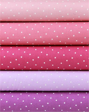 Dear Stella, Intermix, Polka Dots Wildberry 5 Total