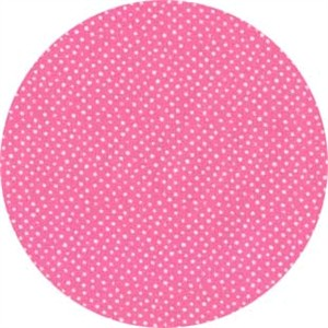Dear Stella, Mini Confetti Dot, Pink