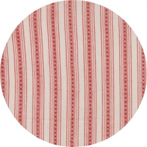 3 Sisters for Moda, Snowberry Wovens, Dobby Stripe Berry