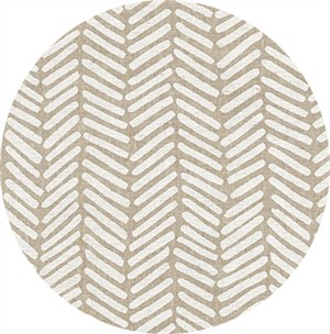 Erin Dollar for Robert Kaufman, Arroyo Essex LINEN, Herringbone Stone