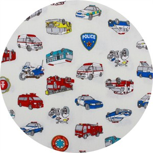 Cosmo Textiles, Emergency Vehicles Cream