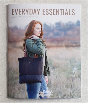 Noodlehead, Sewing Pattern, Everyday Essentials Booklet