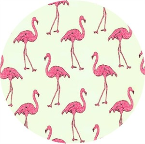 Robert Kaufman, Beach Divas, Fancy Flamingos Flamingo